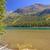 dramatic colors on an alpine lake stock photo © wildnerdpix