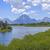 ヘビ · 川 · 公園 · ワイオミング州 - ストックフォト © wildnerdpix