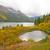 alpine · göl · batı · buzul · park · Montana - stok fotoğraf © wildnerdpix