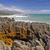 eroded ocean rocks on the coast stock photo © wildnerdpix