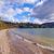 despedida · parque · Nueva · Zelandia · playa · agua · nubes - foto stock © wildnerdpix
