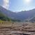 早朝 · 光 · 山 · 氷河 · 公園 · モンタナ - ストックフォト © wildnerdpix