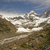 looking up a glacial valley in the andes stock photo © wildnerdpix