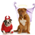 jó · rossz · kutya · angol · bulldog · ördög - stock fotó © willeecole