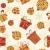 naadloos · kerst · patroon · ontwerp · achtergrond · winter · geschenk - stockfoto © wingedcats