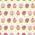 dulce · pastel · San · Valentín · patrón · jpg · formato - foto stock © wingedcats