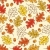 oak leaves seamless pattern stock photo © wingedcats