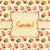 шаблон · границе · бесшовный · сладкие · блюда · текстуры - Сток-фото © wingedcats