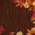 sonbahar · yaprak · akçaağaç · güneş · ışığı · eps · vektör - stok fotoğraf © wingedcats