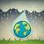 esőcsepp · Föld · ősz · retró · stílus · víz · tavasz - stock fotó © winnond