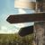 указатель · стрелка · дерево · знак - Сток-фото © winnond