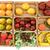 palacsinták · eprek · banán · friss · fa · gyümölcs - stock fotó © winterling