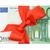 para · hediye · euro · yalıtılmış · beyaz - stok fotoğraf © winterling