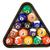 billiard balls stock photo © winterling