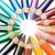 primo · piano · colorato · matite · cerchio · bianco · arte - foto d'archivio © winterling