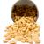 salé · cacahuètes · blanche · bleu · noix - photo stock © winterling