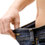диета · женщины · Рисунок · джинсов · стороны · спортзал - Сток-фото © winterling