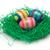 три · яйца · гнезда · белый · яйцо · свежие - Сток-фото © winterling