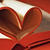 Romance · coeur · livre · papier - photo stock © winterling