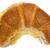 croissants · isolado · branco · dois · comida · fundo - foto stock © winterling