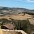 tepeler · etrafında · Toskana · ev · Bina · manzara - stok fotoğraf © wjarek
