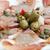 espanol · cerdo · lomo · serrano · jamón - foto stock © wjarek