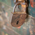 closeup of old rusty padlock stock photo © wjarek