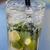 gotas · de · água · vidro · limão · isolado · gotas - foto stock © wjarek