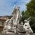 Rome · fontein · stad · vis · architectuur · witte - stockfoto © wjarek