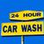 worn car wash sign stock photo © wolterk