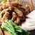 sült · hús · étel · étterem · szakács · étel - stock fotó © wxin