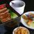 豚肉 · 焼き · コメ · ヌードル · 野菜 · 典型的な - ストックフォト © wxin