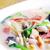 töltött · tintahal · zöldségek · fetasajt · hal · étterem - stock fotó © wxin
