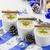 sütlaç · tarçın · yılbaşı · süsler · mavi · renk - stok fotoğraf © x3mwoman