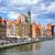 旧市街 · グダニスク · ポーランド · 建物 · センター · 空 - ストックフォト © xantana