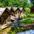 Jajce watermills, Bosnia and Herzegovina stock photo © Xantana