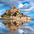 mont saint michel france stock photo © xantana