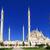 mecset · központi · hat · legnagyobb · terv · istentisztelet - stock fotó © Xantana