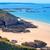 砂 · ビーチ · エメラルド · 海岸 · 砦 · 太陽 - ストックフォト © xantana