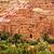 モロッコ · 市 · キャラバン · ルート · サハラ砂漠 · 現在 - ストックフォト © xantana
