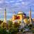 külső · kilátás · mecset · Isztambul · belső · kupola - stock fotó © xantana