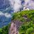 vallée · alpes · Suisse · ciel · nuages · forêt - photo stock © xantana