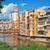 Cityscape of Girona, Catalonia, Spain stock photo © Xantana