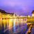 lucerne old town at night switzerland stock photo © xantana