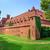 castle of teutonic knights order in malbork poland stock photo © xantana