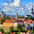 Таллин · старый · город · Церкви · холме · Эстония - Сток-фото © xantana