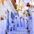 street with stairs in medina of moroccan blue town chaouen stock photo © xantana