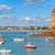 solidor tower saint malo brittany france stock photo © xantana