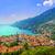 崖 · イタリア · 海景 · ビーチ · 市 · 自然 - ストックフォト © xantana