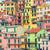 colorido · edificios · Italia · ciudad · verano · Windows - foto stock © xantana